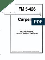 fm 5-426 carpentry