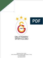 GALATASARAY UEFA KIT 2008