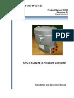 Cpc Manual
