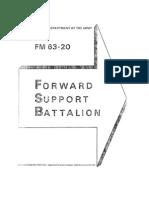 fm 63-20 forward support batallion