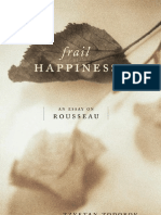 [Tzvetan Todorov] Frail Happiness an Essay on Rousseau