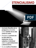 El Existencialismo 2012