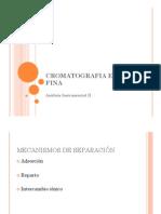 Cromatografía en Capa Fina 1 23 y 25-02-09