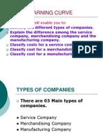 LU1.2 Types of Companies