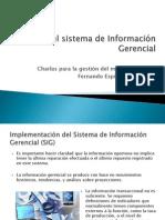 Disenar El Sistema de Informacion Gerencial