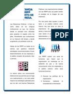 Articulo RRPP