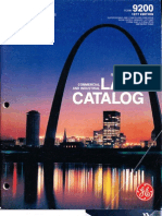 GE 1977 Lamp Catalog