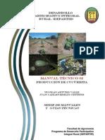 Manual 02  Producción de Cucúrbita