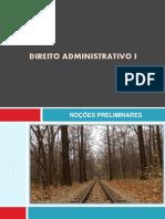 02 - Dto. Adm. I - No��es Preliminares