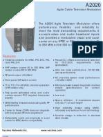 a2020 Catalogue
