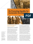 IBON Policy Brief on Inequality