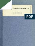 Judicis, Louis - Le Collectionneur. a Collector's Portrait (1903)