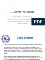 Caso Clinico Sindrome Metabolico