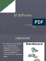 03 El Software