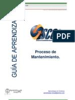 Guia SCO Proceso Mantenimiento