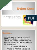 Week4-KamisLec1 Dying Care