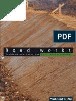 Maccaferri Road Works Soil Reinforcement Brochure