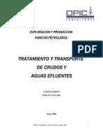 6. Tratamiento y Transporte (Instalaciones de Superficie)