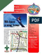 MRRC March Newsletter