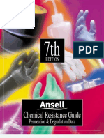 Chemical Resistance Chart Gloves