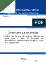 Sistema de información externo