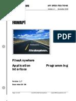 FAWAPI