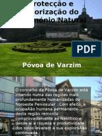 Protecção e Valorização Do Património Natural