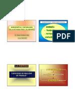 1 Bioenergetica y Metabolismo de La Actividad Fisica Resumen Cafd Sevilla Curso 2006 2007 1