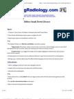 LearningRadiology - Diffuse Small Bowel Disease