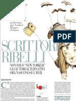 Alternative Literature, Scrittori Ribelli Fuori Dal Mainstream - La Repubblica 05.03.2013