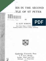 RobsIliff Robson Studies Peter