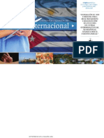 Cuba Curso Internacional 2012