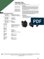 Armstrong - SH series bimetallic traps