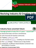 PTI Industrial Policy