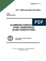 ACSR conductorsss