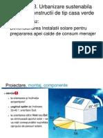 Dimensionare Instalatie Solara Acm