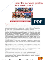 Région PACA - Retour Sur Nos débats Citoyens