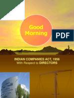 Indian Companies Act Directors