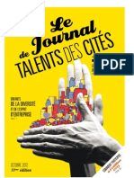 Journal Talents Des Cites 2012