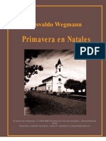 Wegmann, Osvaldo - Primavera en Natales