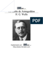 Wells, Herbert George - Sueño de Armageddon, Un