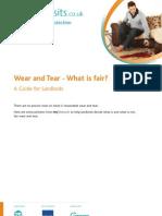 Wear & Tear Guide