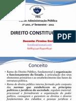 Direito Constitucional - Moçambique