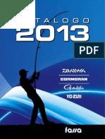 Catalogo Daiwa Fassa Italia 2013