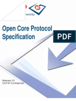 Open Core Protocol Specification 3.0