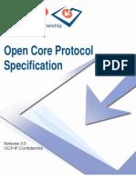 Open Core Protocol Specification 3.0