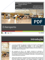 O Aeroporto