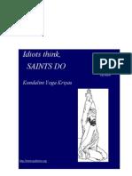 Manual Kriyas