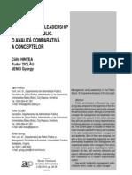 Managemri vs Leadership