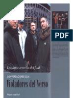 Los Hijos Secretos Del Funk - Conversaciones Con Violadores Del Verso (Miguel Angel Sutil)